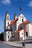 Iglesia de santa catalina — Foto de Stock