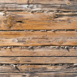 Rough wood wall background - Stock Photo