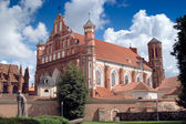 Bernardine Church in Vilnius — Stock Photo