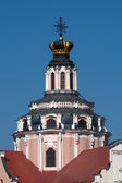 The Church of St. Casimir in Vilnius, Lithuania — Stock Photo