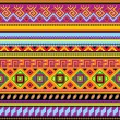 Mexican background — Image vectorielle