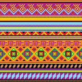 Mexican background — Stock Vector