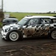 E.Donnelly driving MINI Cooper WRC — Stock Photo