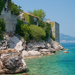 Sveti Stefan resort island-hotel in Montenegro — Photo