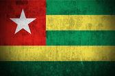 Grunge Flag Of Togo — Stock Photo