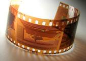 Age-old film — Stock Photo