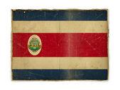Flaga ilustracja costarica — Zdjęcie stockowe