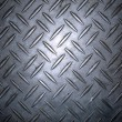 Diamond plate metal texture — Foto de stock #8612388