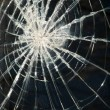 Shattered Glass — Stock Photo #8612394