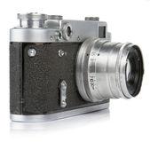 Retro photo camera — Stock Photo