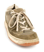 Old worn sneakers — Stock Photo