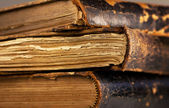 Old books — Stock fotografie