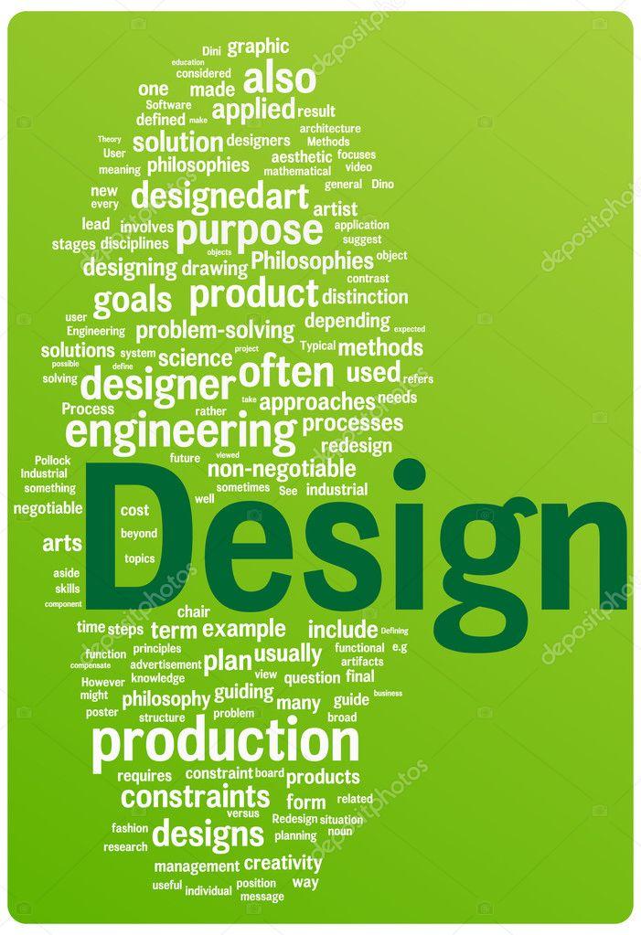Ассоциация слово дизайн