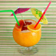 Fruit cocktails — Stock Photo #10722254