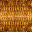 Wicker Woven Texture Background — Stock Photo