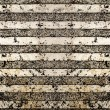 Hi-res striped tiled grunge background — Stock Photo