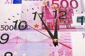 Time is money concept — Zdjęcie stockowe