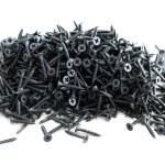 Screws heap — Stock Photo #9460220