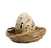 Marble egg — Stock Photo