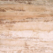 Classic travertine — Stock Photo