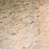 Travertine stone image — Stock Photo