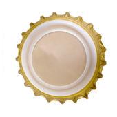 Beer bottle cap — Stock Photo
