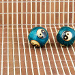 Chinese balls — Stock Photo #9974978
