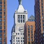 Clocktower. Manhattan NY — Stock Photo #9226332
