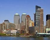 Manhattan. cidade de nova york — Foto Stock