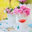 Wedding table — Stock Photo #9171250
