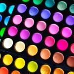 Make-up palettes — Stock Photo