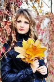 En colores de otoño — Foto de Stock