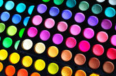 Make-up palettes — Stock Photo