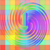 Seamless vector Decorative wallpaper — Cтоковый вектор