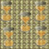 Naadloze vector patroon textuur — Stockvector