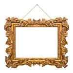 Retro frame — Stock Photo #10413251