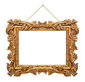 Retro frame — Stock Photo