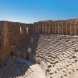 Old amphitheater Aspendos in Antalya - Stock Photo
