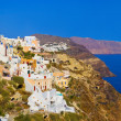 Santorini view (Oia), Greece — Stock Photo #10700047