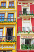 Valencia Spain architecture — Stock Photo