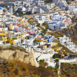 Santorini View - Greece — Stockfoto