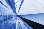 Metro subway station in Moscow Russia — Stock Photo