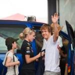 ������, ������: SEPANG MALAYSIA APRIL 10: Sebastian Vettel team Red Bull Rac