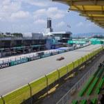 SEPANG, MALAYSIA - APRIL 8: Jerome DAmbrosio (team Marussia Vir — Stock Photo #8088505