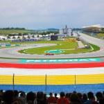 SEPANG, MALAYSIA - APRIL 9: Felipe Massa (team Scuderia Ferrari — Stock Photo