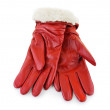 Red gloves — Stock Photo #8277229