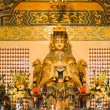 Stock Photo: Statue in TheHou Temple at KualLumpur Malaysia