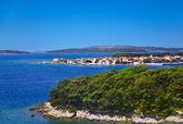 Town in Croatia — Stock Photo
