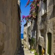 Street at Corcula, Croatia — 图库照片