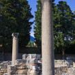 Stock Photo: Old ruins in Salona, Croatia